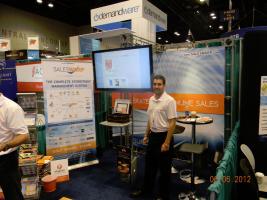 SalesWarp Storefront Management at the 2012 IRCE #05