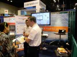 SalesWarp Storefront Management at the 2012 IRCE #06